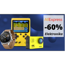 SMART elektronika se slevou až 60%