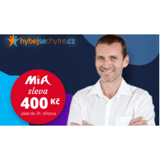Online tréninkový plán na celý rok, nyní s jedinečnou slevou 400 Kč!