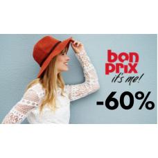 Sleva až 60% na módní oblečení v Bonprix