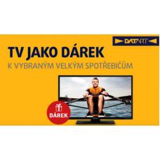 Při koupi jednoho spotřebiče TV ZDARMA! Pouze v DATART.
