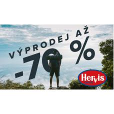Výprodej sportovního oblečení na Hervisu a s ním slevy až 70%