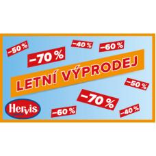 Letní VÝPRODEJ sportovního oblečení na Hervisu a s ním slevy až 70%