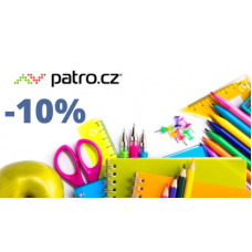 Školní pomůcky se slevou až 10%