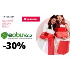 Slevy na obuv až 30% v eObuv.cz