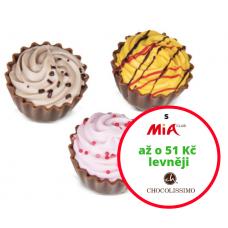 8 výborných svátečních čokoládových zákusků, které se ideálně hodí na dekoraci svátečního stolu nebo jako roztomilý dárek.