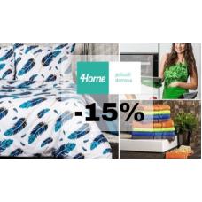 Sleva 15% na domácnost