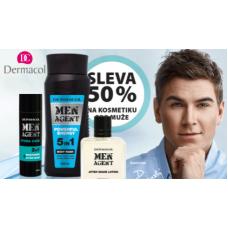 Pánská kosmetika se slevou 50% v Dermacol
