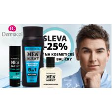 Kosmetické balíčky se slevou 25% v Dermacol