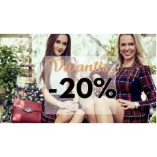 20% na módní kousky