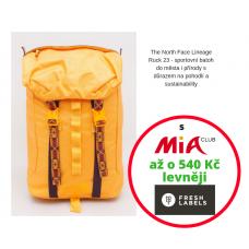 The North Face Lineage Ruck 23 - sportovní batoh do města i přírody