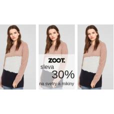 Nejlepší čas na zahřání - sleva na svetry a mikiny 30%