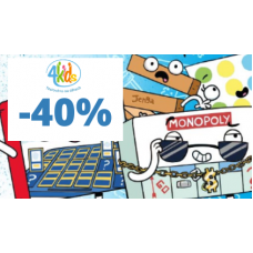 Stolní hry se slevou až 40%