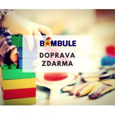 Bambule_DOPRAVA ZDARMA pouze do 15.11.!