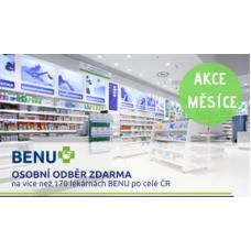 Akční nabídka na měsíc duben v BENU.
