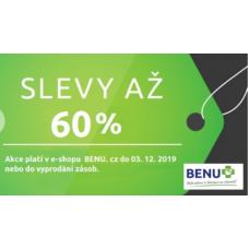 BENU lékárna a BLACK FRIDAY, to jsou slevy až 60%