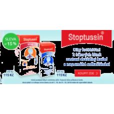 Benu - Stoptussin zastaví KAŽDÝ kašel