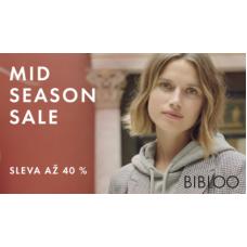 Mid Season Sale v Bibloo a s ním slevy až 40%