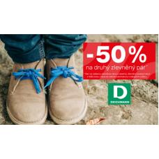 Skvělá akce na dětskou obuv v Deichmann
