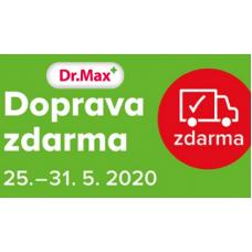 Doprava ZDARMA v lékárně Dr.Max
