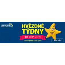 Hvězdné týdny s EURONICS.cz