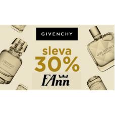 Parfémy GIVENCHY se slevou až 30%