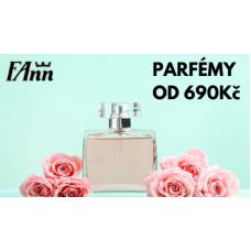 Parfémy již od 690Kč v parfumerii FAnn