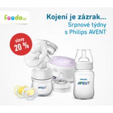 Feedo_sleva na produkty AVENT!