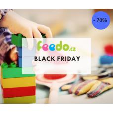 Feedo prodlužuje Black friday až do 28.11.2018!  Využijte šanci na nákup se slevou -70%!