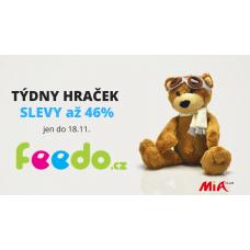 Na Feedo.cz řádí TÝDNY HRAČEK!