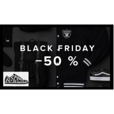 Black Friday ve Footshop je tu. Slevy až 50%.