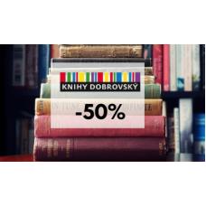 Sleva na knižní bestsellery v KnihyDobrovský
