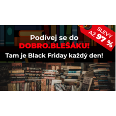 Knihy se slevou až 97% v Knihy Dobrovský
