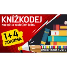 5 knížek za jednu v KnihyDobrovský
