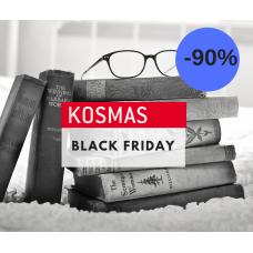 Kosmas - Black Friday sleva 50-90% na vybrané tituly!