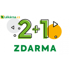 2+1 zdarma v Lékárna.cz