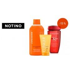 Sleva 15% na sluneční kosmetiku v NOTINO