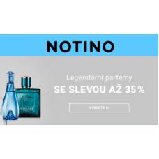 Legendární parfémy se slevou až 35% tento týden v NOTINO