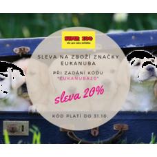 Super Zoo - sleva na zboží značky Eucanuba