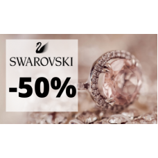 Slevy až 50% na šperky Swarovski