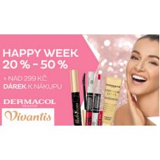 Happy week s Dermacolem. Slevy 20-50%!