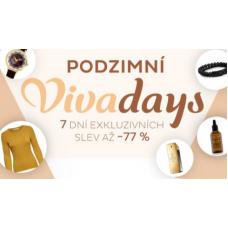 Podzimní slevy až 77% ve Vivantis