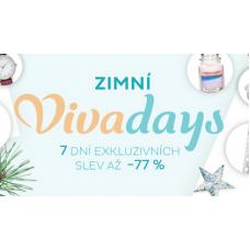 VIVADAYS tento týden ve Vivantis. Slevy až 77%!