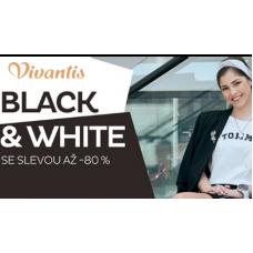 BlackWhite módní kousky ve Vivantis se slevou až 80%!
