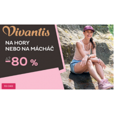 Letní outfit s Vivantis a slevami až 80%