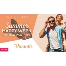 Letní slevy ve Vivantis!