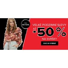 VELKÉ PODZIMNÍ SLEVY NA ZOOT.cz
