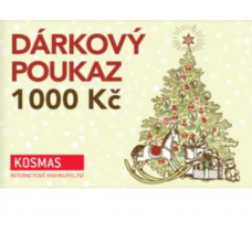 Vánoční elektronický dárkový poukaz