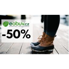 Zimní VÝPRODEJ obuvi. Slevy až 50%!