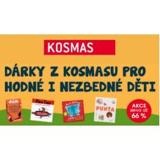 Knihy pro děti se slevou až 66% v Kosmas