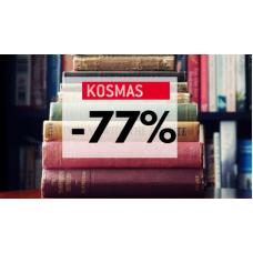 Knihy se slevou až 77% v knihkupectví Kosmas.